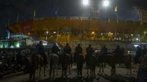 Tigres Estadio Universitario El Volcan violence