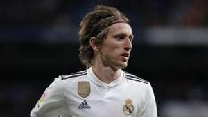 Luka Modric Real Madrid 2019