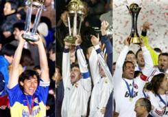 Boca Real Madrid Milan campeones del mundo