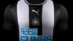 Newcastle United home kit 2019-20