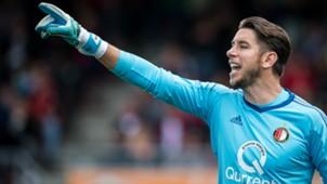 Brad Jones Feyenoord Eredivisie 08202017