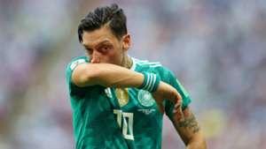 Mesut Ozil Germany World Cup 2018