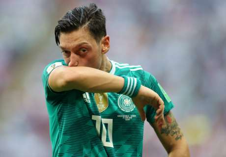 'Ozil wears Germany jersey with pride'