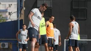 Edwin Cardona Boca Pretemporada 2018