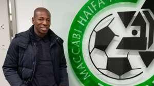 Luis Boa Morte Maccabi Haifa