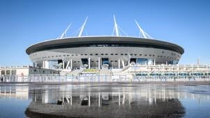Sankt-Petersburg Stadion Russland 14052018
