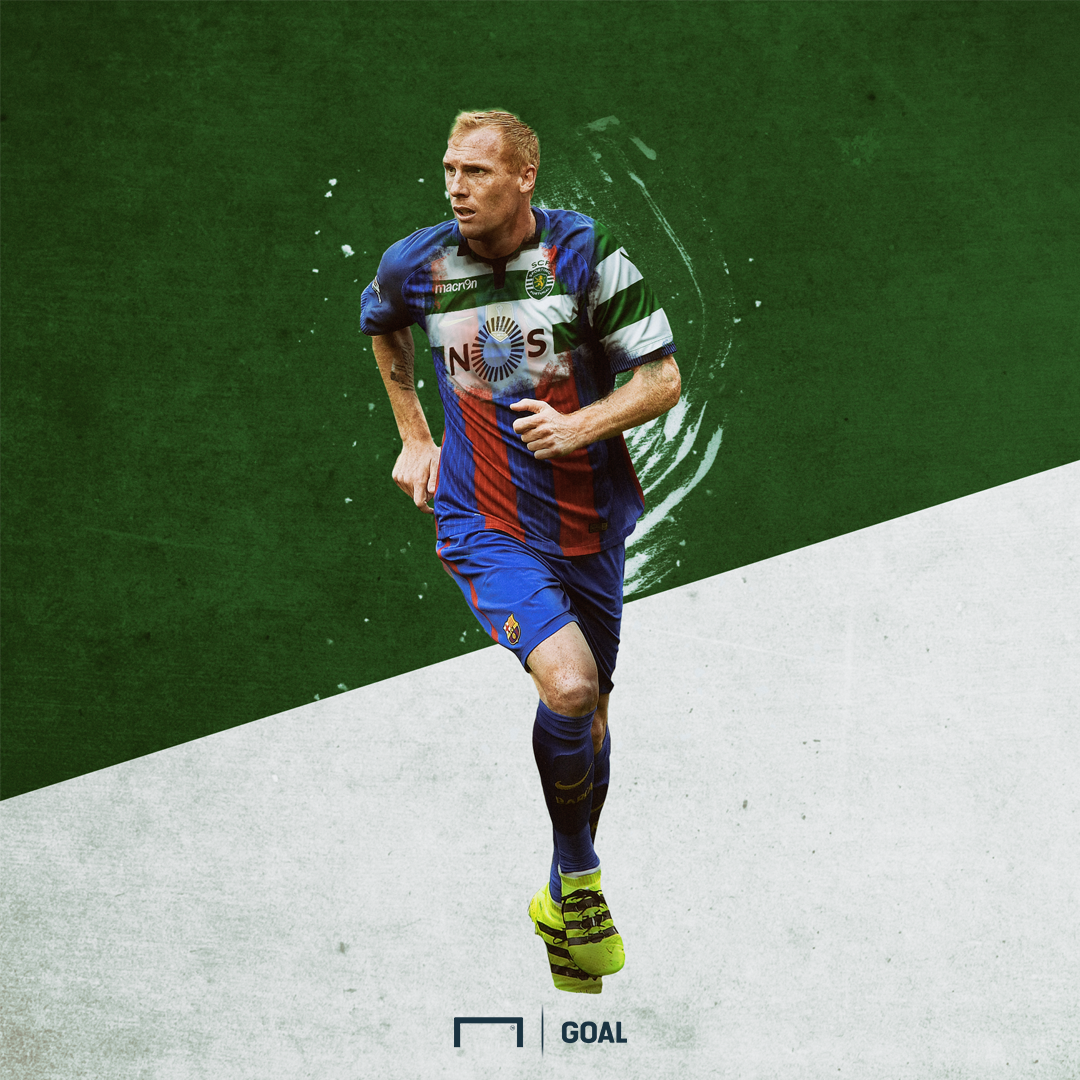 EMBED ONLY Jeremy Mathieu Sporting GFX