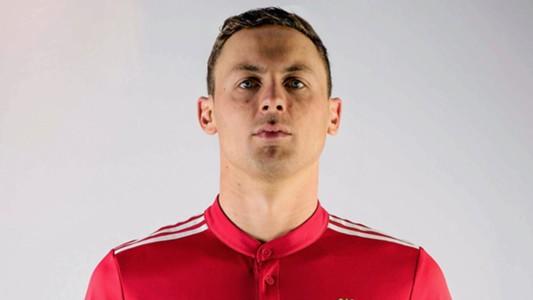 Nemanja Matic, Manchester United