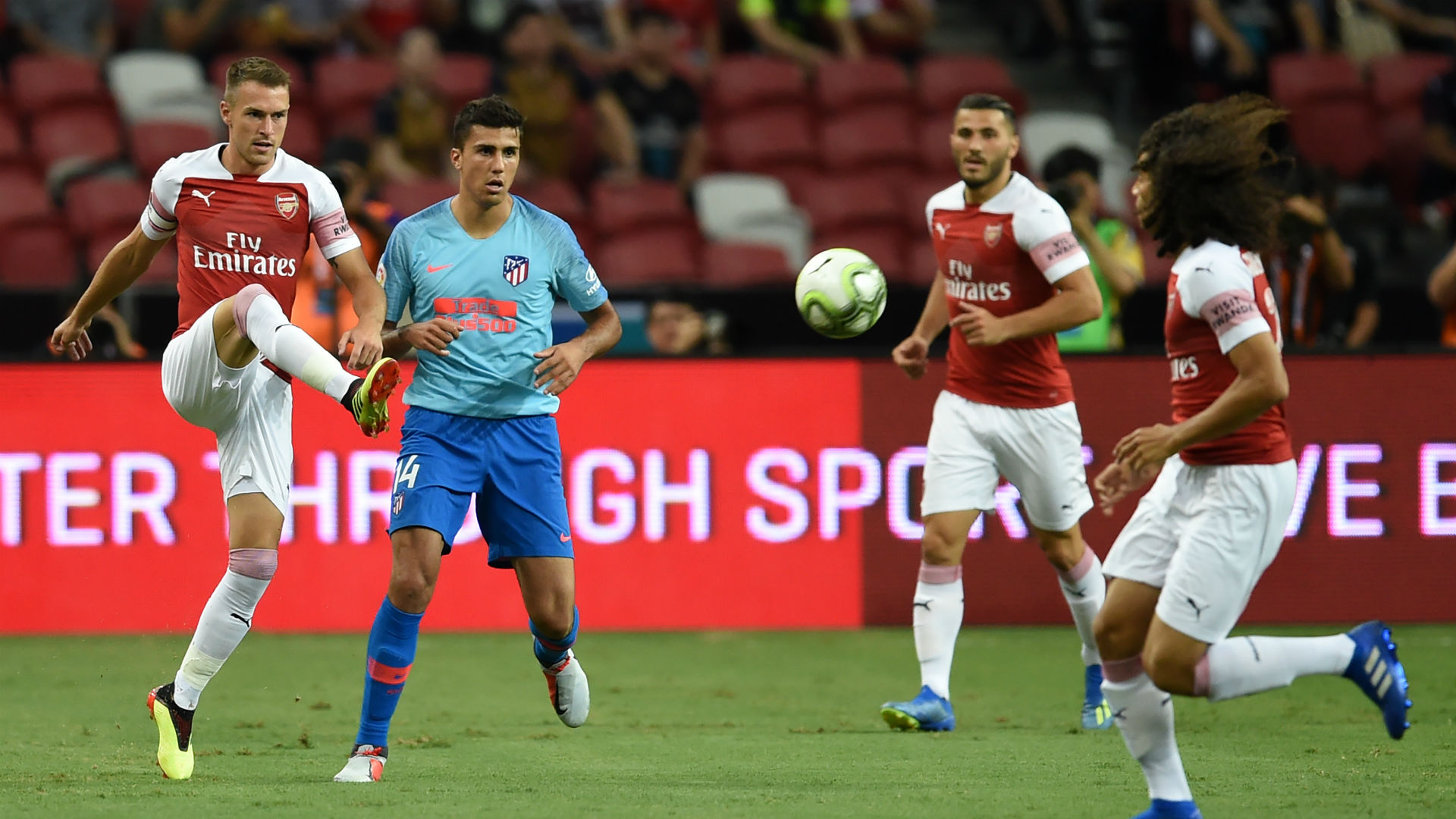 Atletico Madrid Arsenal ICC 26072018