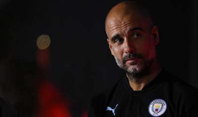 Pep Guardiola Manchester City Coach