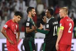 UAE v Kyrgyzstan : Asian Cup 2019