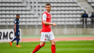 Remi Oudin Reims Ligue 2