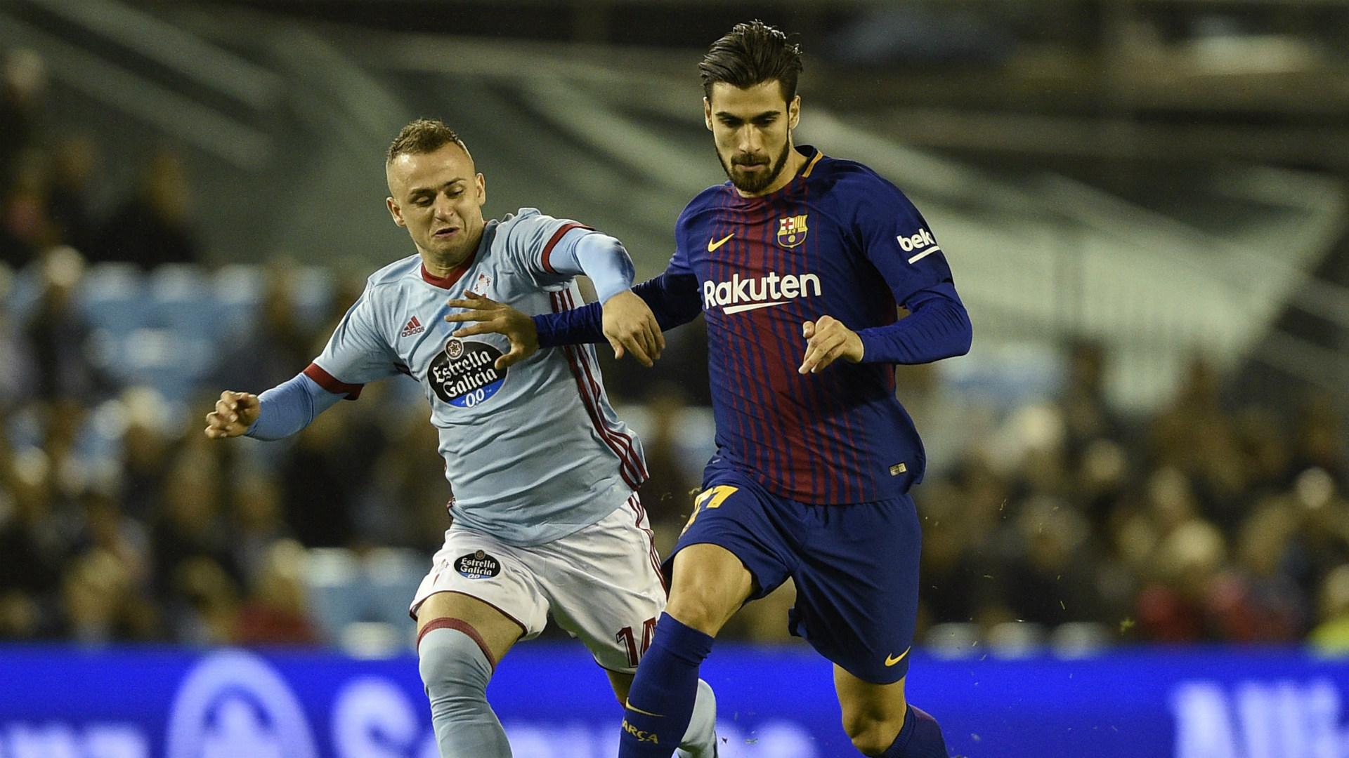 Lobotka Andre Gomes Celta de Vigo Barcelona Copa del Rey