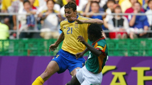 HD Zlatan Ibrahimovic Senegal 2002