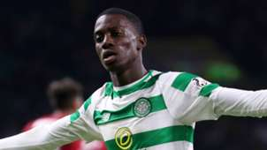 Timothy Weah Celtic 2018-19