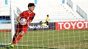 Rendy Juliansyah-Timnas Indonesia U-16