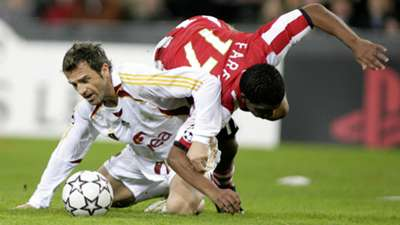 stjepan tomas - psv galatasaray - champions league 2006