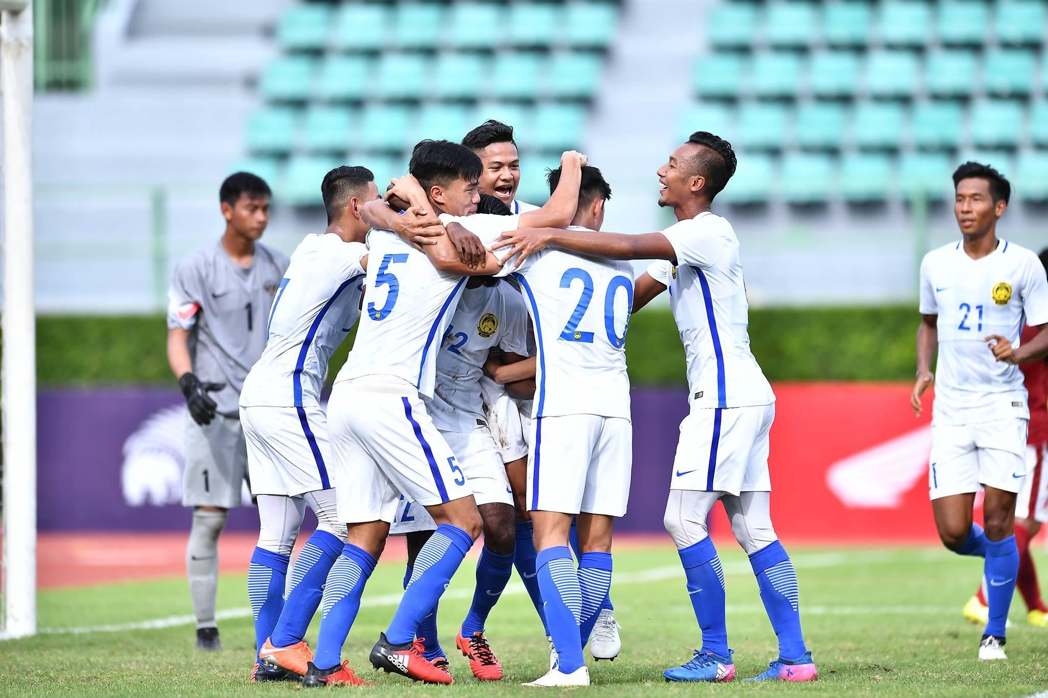 Malaysia U23, 2018 AFC U23 Championship qualifiers, 19072017