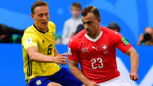Xherdan Shaqiri Switzerland 2018