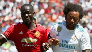Eric Bailly Manchester United Marcelo Real Madrid