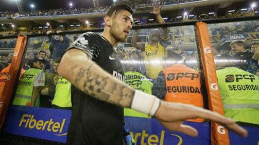 Agustin Rossi Boca Superliga 2017