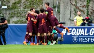 Chelsea Barcelona Youth League final