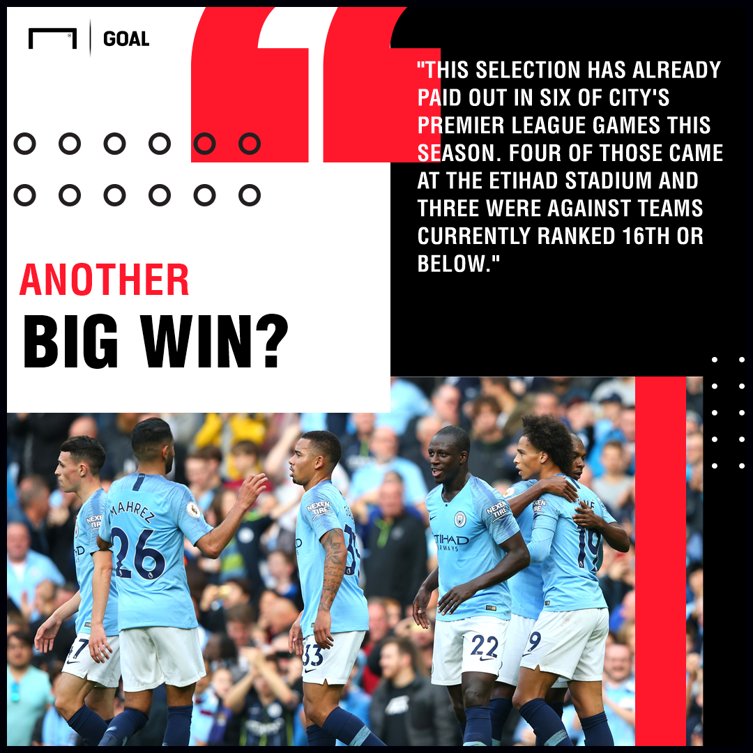 Manchester City v Cardiff City Betting Preview