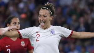 Lucy Bronze England 2019