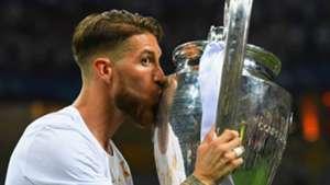 HD Sergio Ramos Real Madrid Champions League