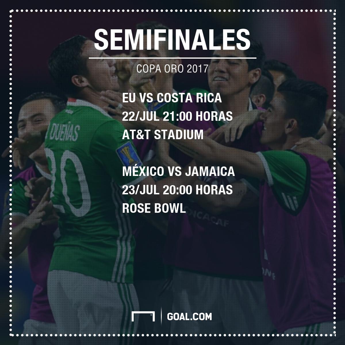 Afiche semifinales