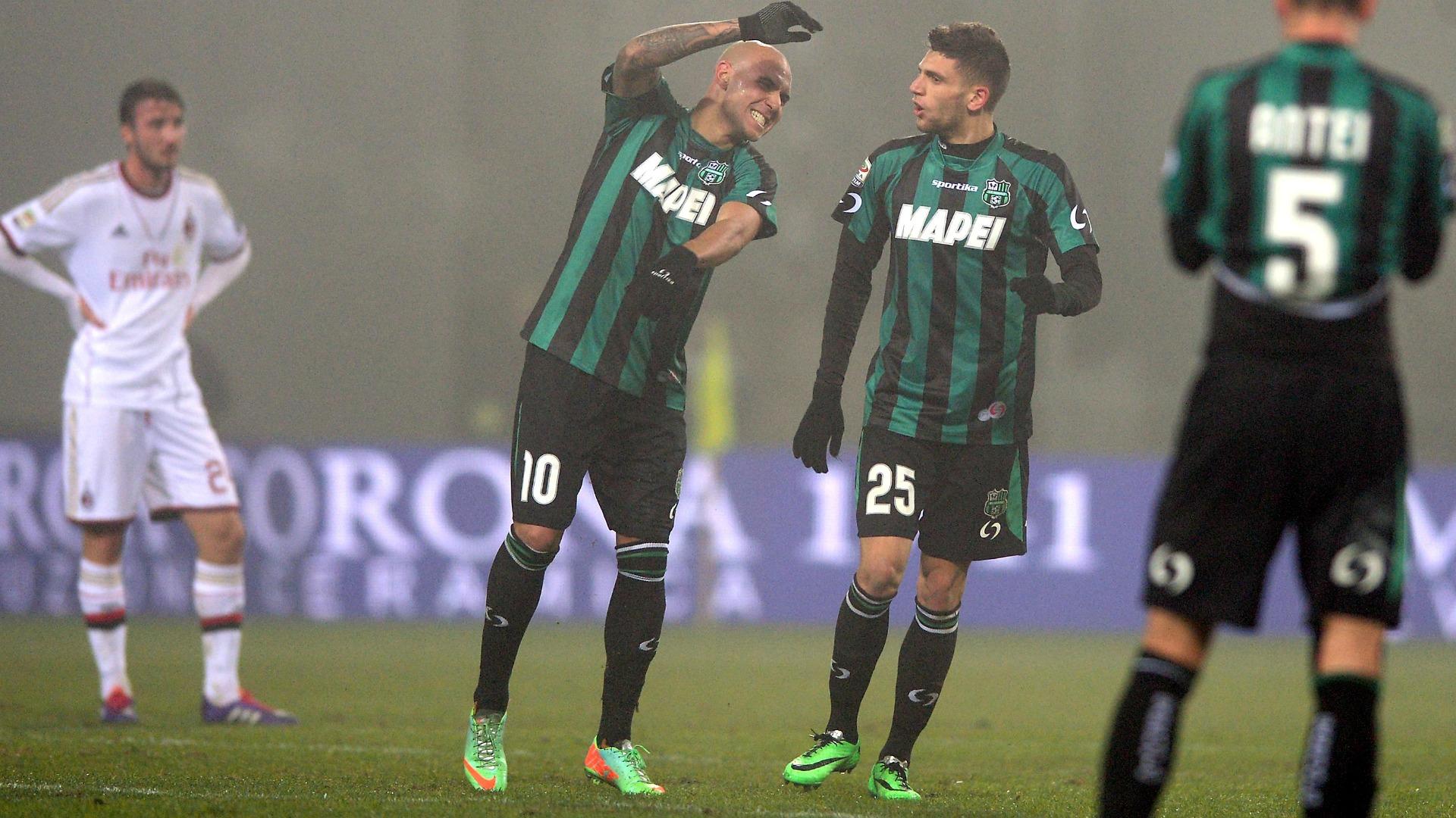Domenico Berardi Sassuolo Milan Serie A 2014