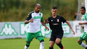 Kevin-Prince Boateng, Sassuolo vs. Real Vicenza, Friendly