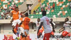 Enugu Rangers' Godwin Zaki craves for more game time