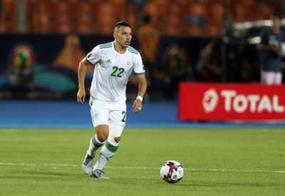 Ismael Bennacer Algeria