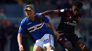 Sampdoria Milan 092417