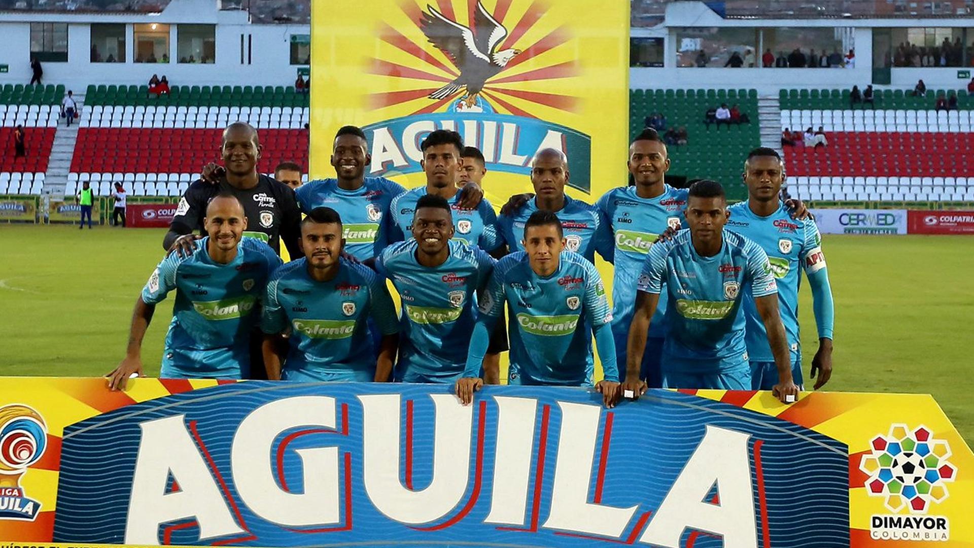 Jaguares de Cordoba Liga Aguila 2018