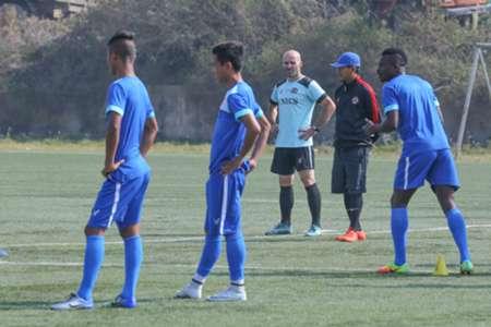Paulo Meneses Aizawl FC