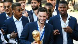 Hugo Lloris Elysée France Paris 16072018