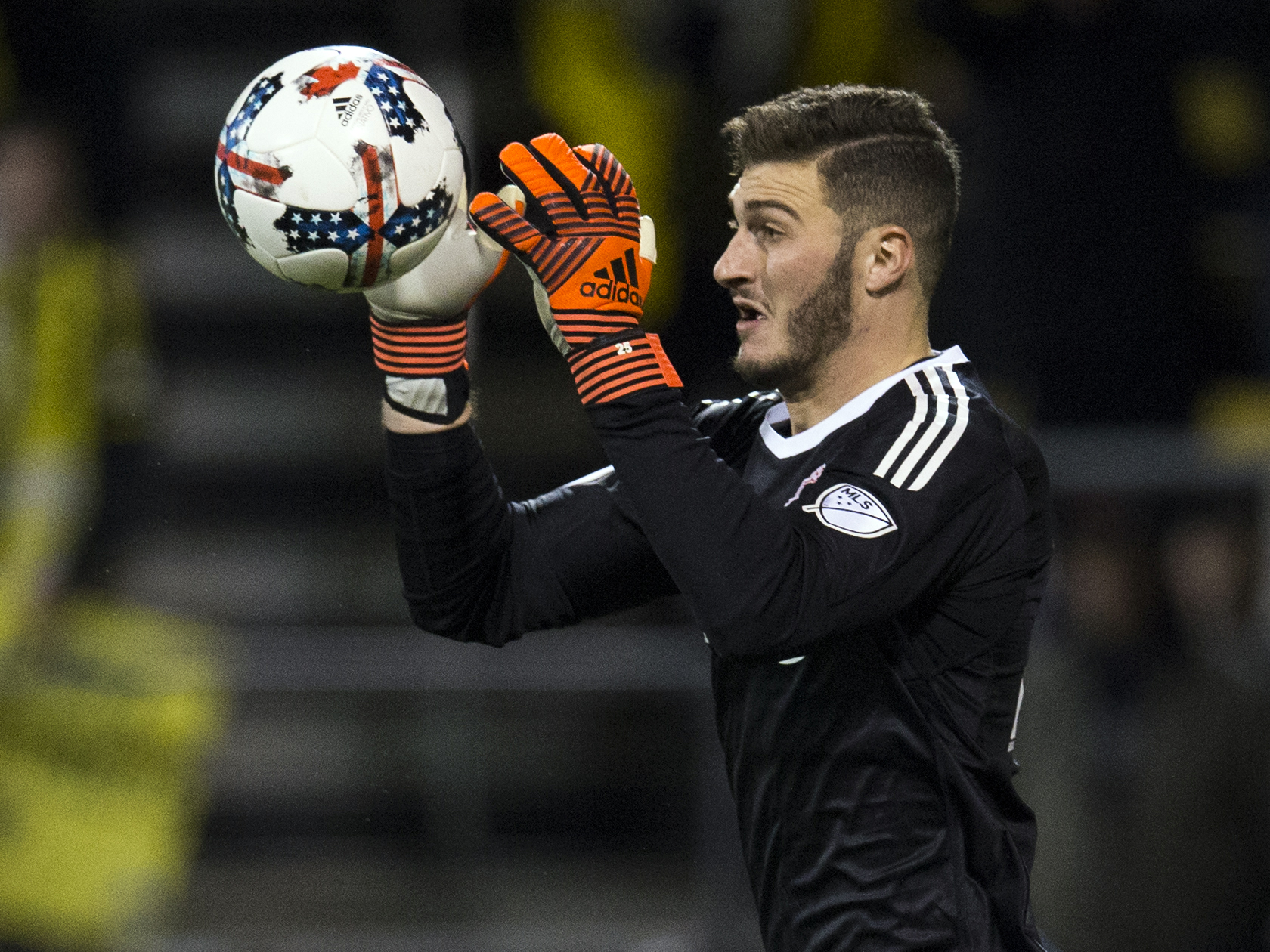 Alex Bono, Toronto FC, MLS