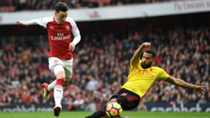 Mesut Özil FC Arsenal Watford 11032018