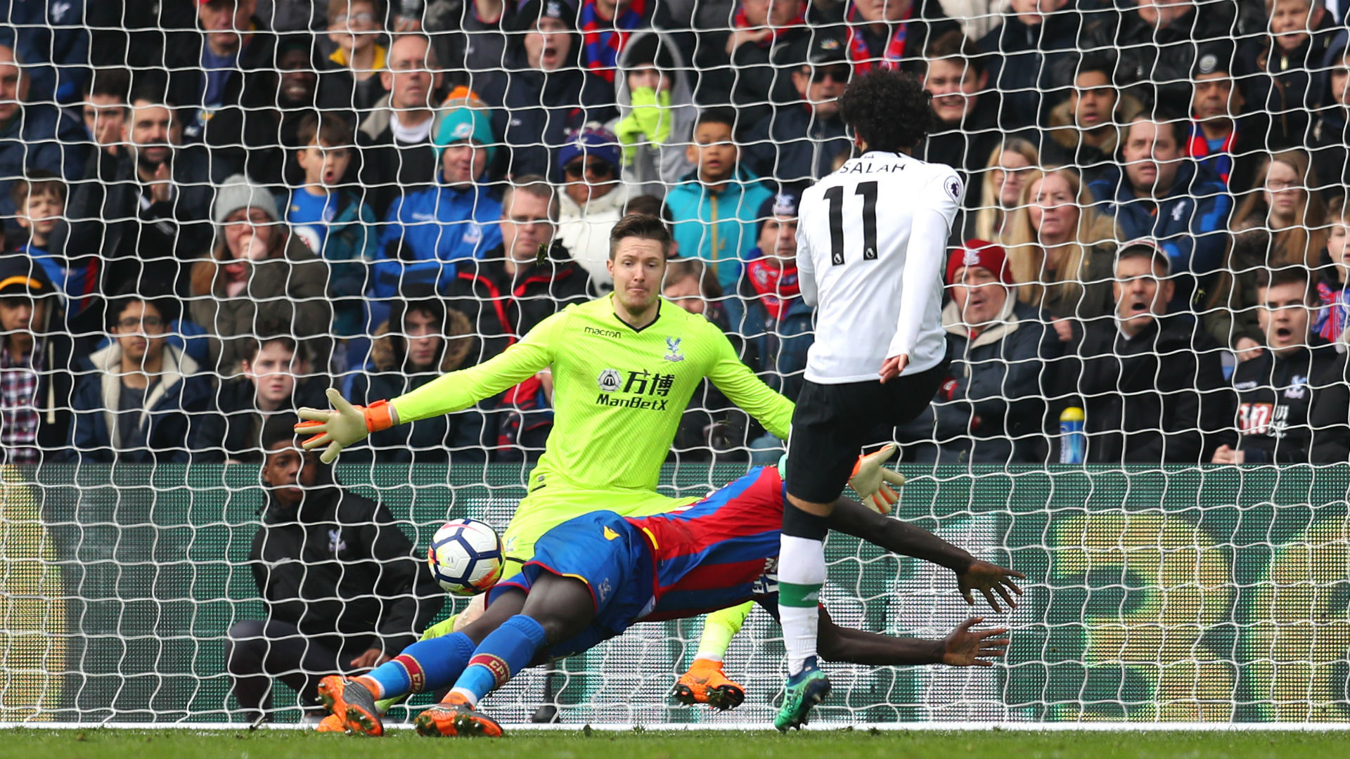 Liverpool's deadly attack seal victory over Crystal Palace