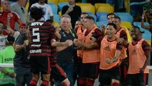 Fluminense 1x2 Flamengo: com VAR, briga e polêmicas Rubro-Negro vai à decisão da Taça Rio