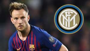 Ivan Rakitic Barcelona Inter