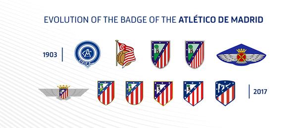 Neue ära Bei Atletico Madrid Mit Neuem Logo Eingeleitet Goalcom