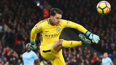 Ederson Crystal Palace Manchester City