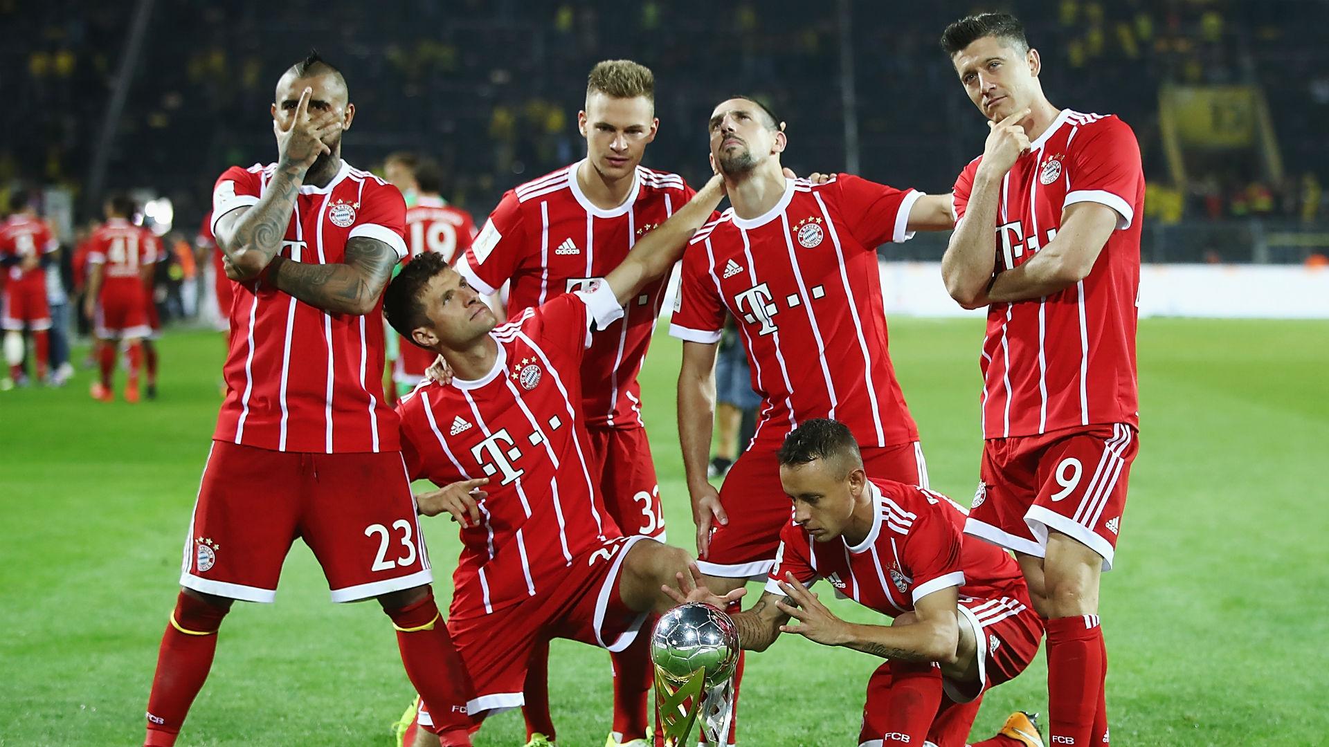 Bayer Leverkusen Bayern MГјnchen