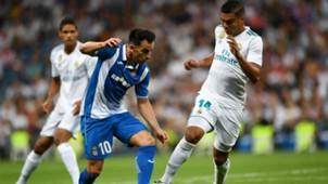 Jurado Casemiro Real Madrid Espanyol LaLiga