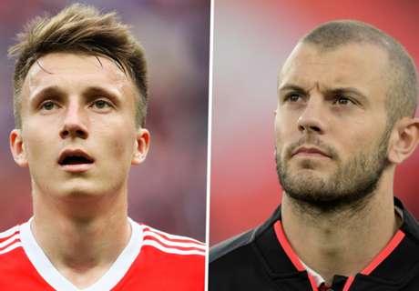 Juventus in talks for €20m Golovin