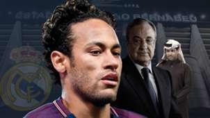 GFX Neymar Real Madrid
