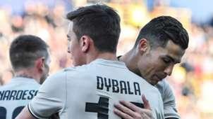 Paulo Dybala Juventus 2018-19